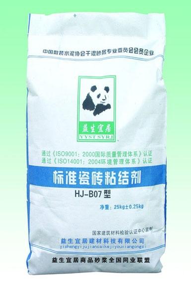 HJ-B07标准瓷砖粘结剂